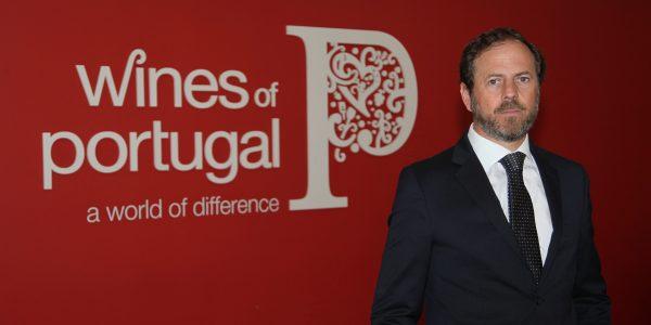 """""""Este é o momento de Portugal"""" - Frederico Falcão, presidente da ViniPortugal"""